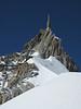 Aiguille du Midi 3842m, route Aiguille du Midi 3842m - Refuge Torino, Italy 3338m