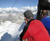 Aiguille du Midi 3842m