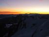 Ascending Mont Blanc 4810m
