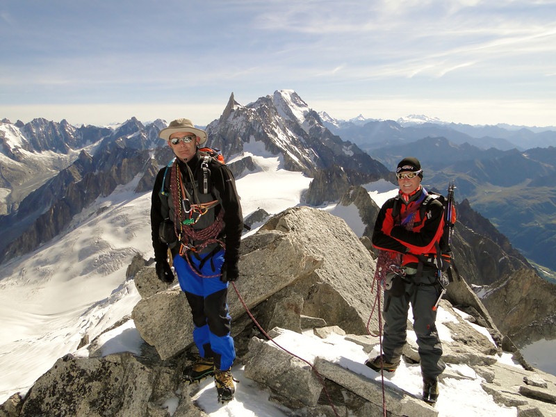 Summit Tour Ronde 3792m
