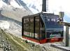 Cable car Aiguille du Midi 3842m