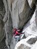 Climbing, Arét de Cosmiques 3795m - Aiguille du Midi 3842m