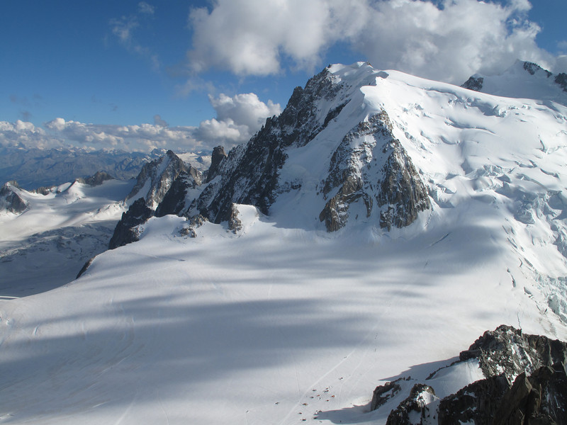 La Vallée Blanche ~3000m