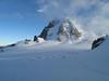 Campground Route: Aiguille du Midi 3842m - Refuge Cosmiques 3613m