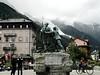 Statue of Horace-Benedicte de Saussure, Chamonix