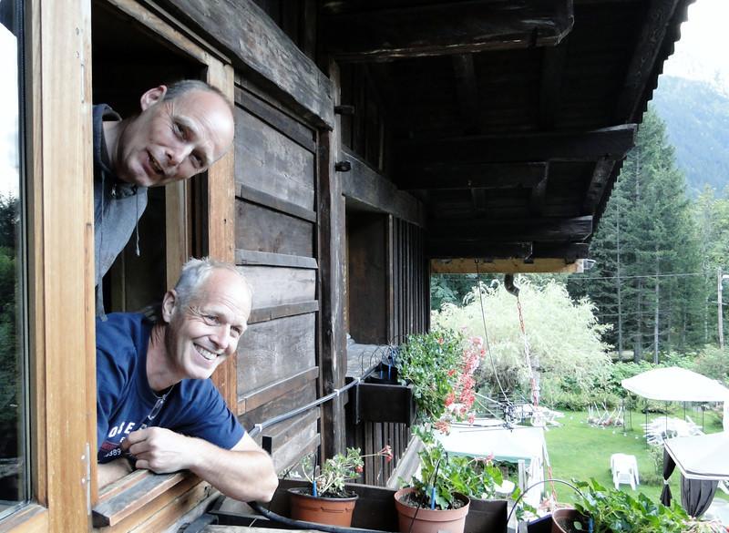 Gite la Montagna, Chamonix