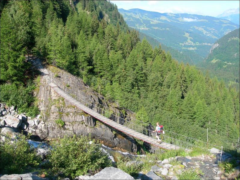 the route is part of Tour du Mont Blanc (montblanc2005)