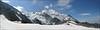 panorama with Ref. de Tete Rousse 3167m. and Aig. de Bionnassay 4052m. (montblanc2005)