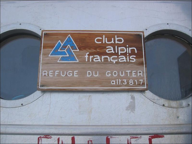 Ref. de I' Aig. du Gouter 3817m. (montblanc2005)