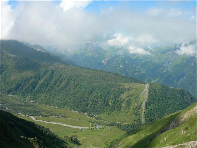 Tour du Mont Blanc (montblanc2005)