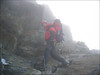 16 july Descent Ref. de I' Aig. du Gouter 3817m. (montblanc2005)