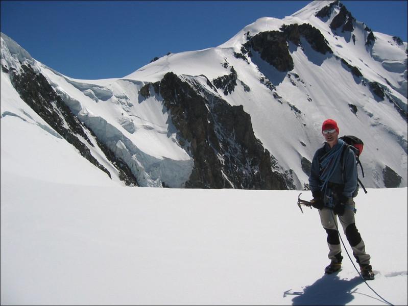 Bossesgrad (crest) of the Mont Blanc (montblanc2005)