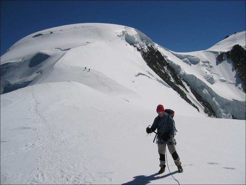 Dome du Gouter 4303m. (montblanc2005)