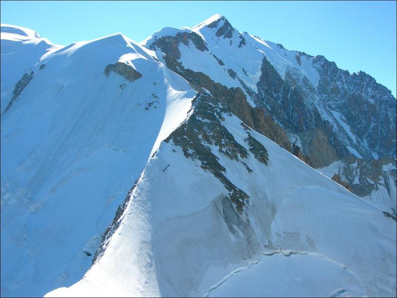 ascent Piton des Italiens 4002m. (montblanc2005)