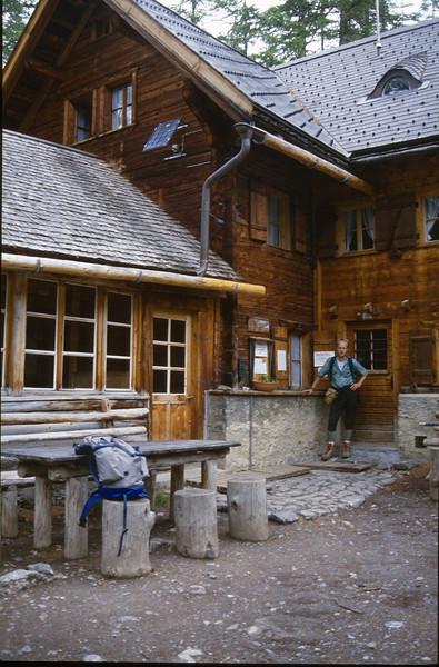 Block Haus Val Cluoza 1882m (National Park Switzerland)
