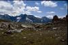 Alp La Schera 2091m. (National Park Switzerland)