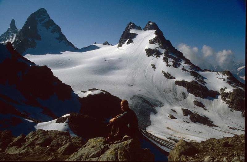 Plattenjoch, 2728m. Silvretta