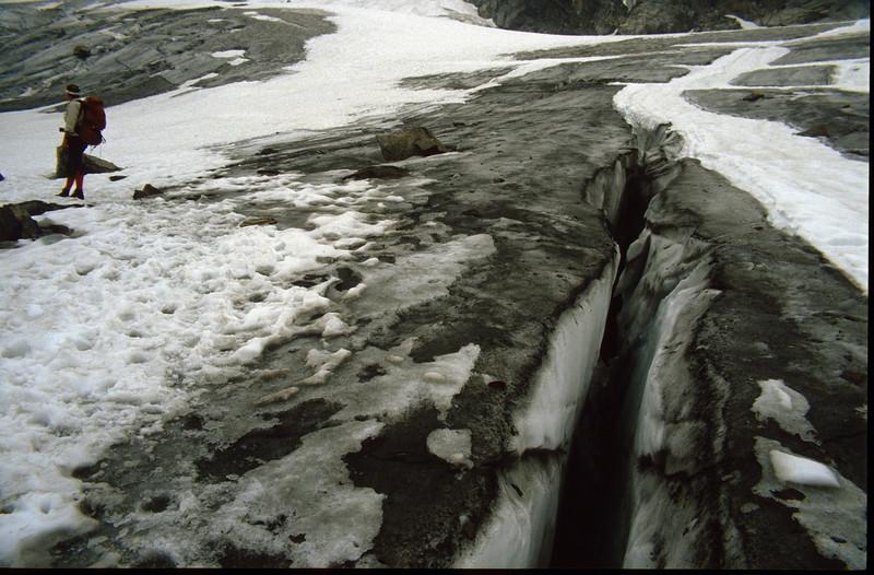 Litzner Glacier