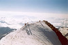 3 Aug. ascent to the summit of the Weissmies 4023m. (Wallis,  2003)