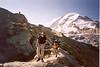 11 Aug. descent Monte Rosa Hutte - Rotenboden (Gornergrat) (Wallis,  2003)