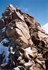 rappel, ascent  Dufourspitze (Wallis,  2003)