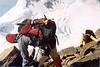 10 Aug. ascent Dufourspitze 4639m. (Wallis,  2003)