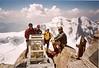 summit Dufourspitze  (Wallis,  2003)