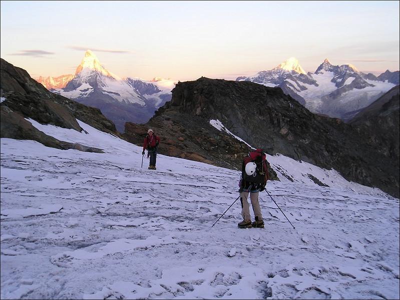 Langflue glacier (Wallis 2004)