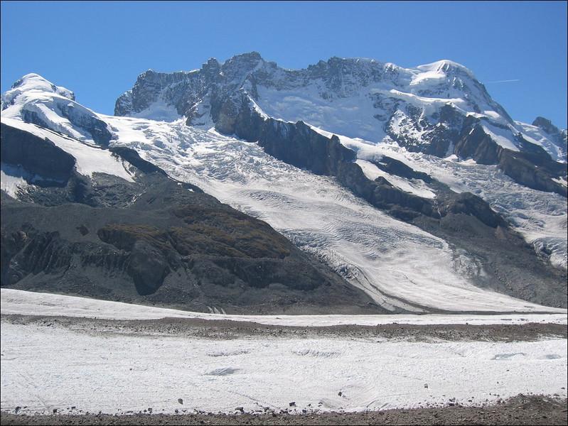 Breithorn and Gorner glacier (Wallis 2004)