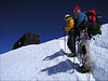ascent Signalkuppe with Rif. Regina Margherita CAI 4554m. (Wallis 2004)