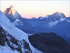 view to the Matterhorn (Wallis 2004)
