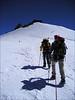 2 Sept. ascent Signalkuppe 4554m.(Punte Gnifetti) (Wallis 2004)