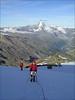 ascent Rimpfischhorn (Wallis 2004)