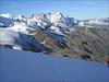 Castor, Pollux, Breithorn, Klein Matterhorn. (Wallis 2004)