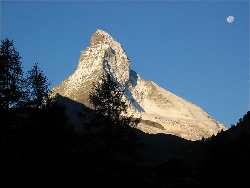 31 Aug. Fluhalp - Zermatt (Wallis 2004)