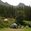 Camping Zinal 1675m 14.55h.               (descent 2478m.) (Wallis 2005  Zinal)