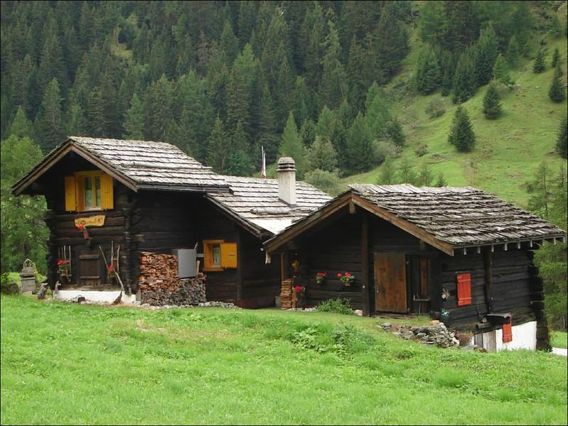 Zinal, Val d' Anniviers, Wallis (Wallis 2005  Zinal)