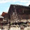 Old houses in Zinal, Val d' Anniviers, Wallis (Wallis 2005  Zinal)