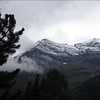22 Aug.    Snow in the lower areas.....We go home!! (Wallis 2005 Zinal)
