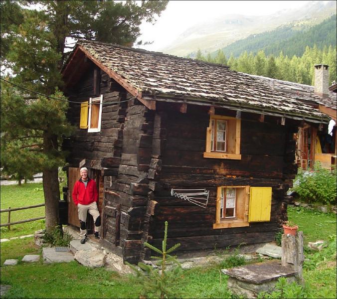 weatherchange...moved in chalet   Auberge Alpina 19/20 - 8 (Wallis 2005  Zinal)