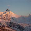 Zinalrothorn - Ober Gabelhorn (Wallis 2005  Zinal)