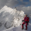 Summit Bishorn 4135m.8.05h. (Wallis 2005  Zinal)