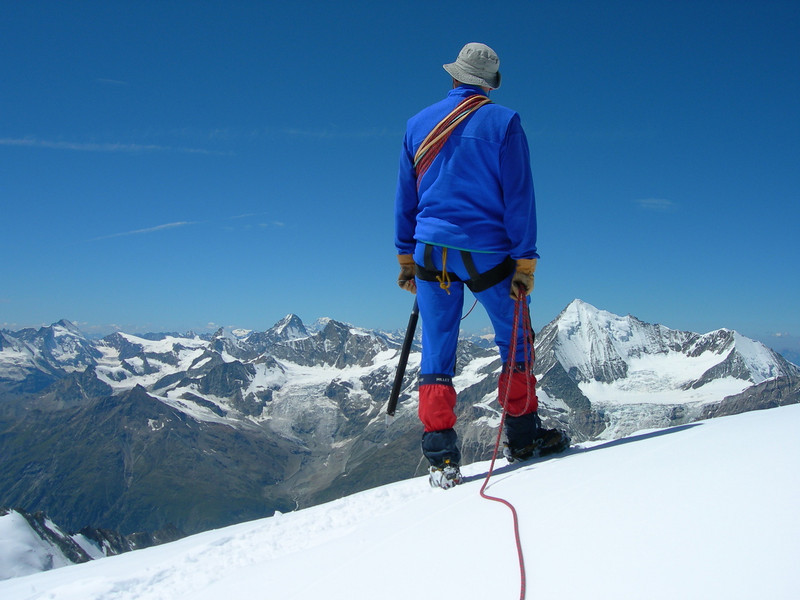 Rogier (Weisshorn and Bishorn)
