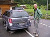 Our Rental Car (Tasch Mattertal Swiss)