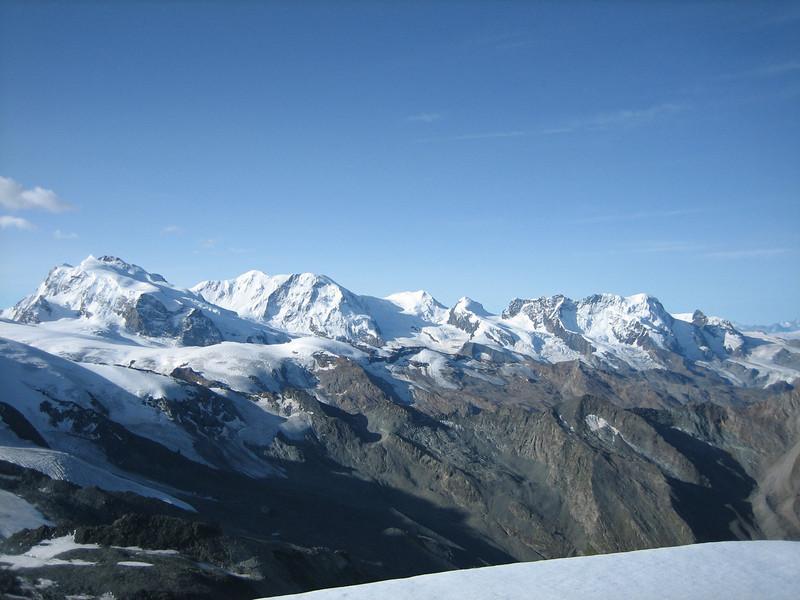 Monta Rosa (view)