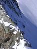 ascent the Gendarme 3870m of the Obergabelhorn 4063m.