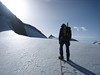 ascent of the Alphubel