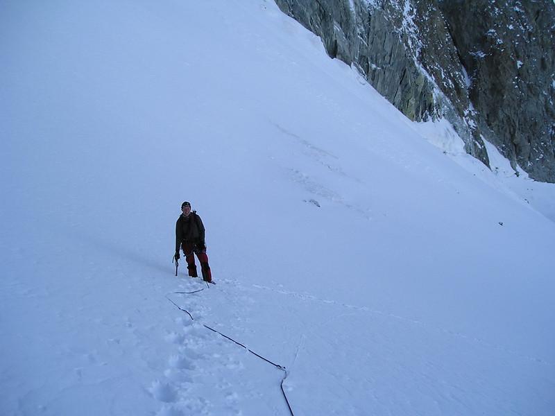 (ascend Wellenkuppe 3903m)