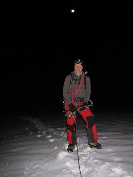 4.30 h AM 18-8-2008 (ascend Wellenkuppe 3903m)