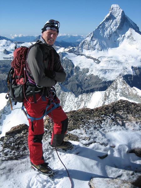 Matterhorn 4478m. (view)